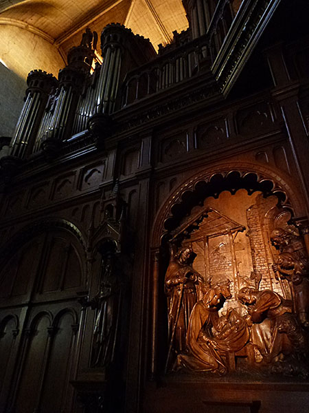 orgues notre dame