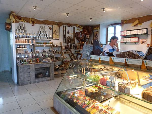 boutique chocolats et chimères