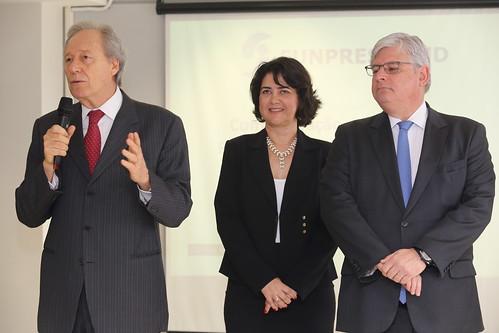 Ministro Lewandowski comemora resultados do primeiro ano de funcionamento do Funpresp-Jud