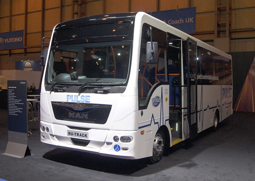 Euro Bus Expo - z NuTrack Pulse