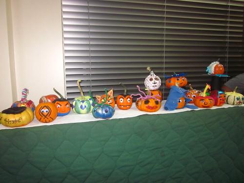 Pumpkin Painting (8)