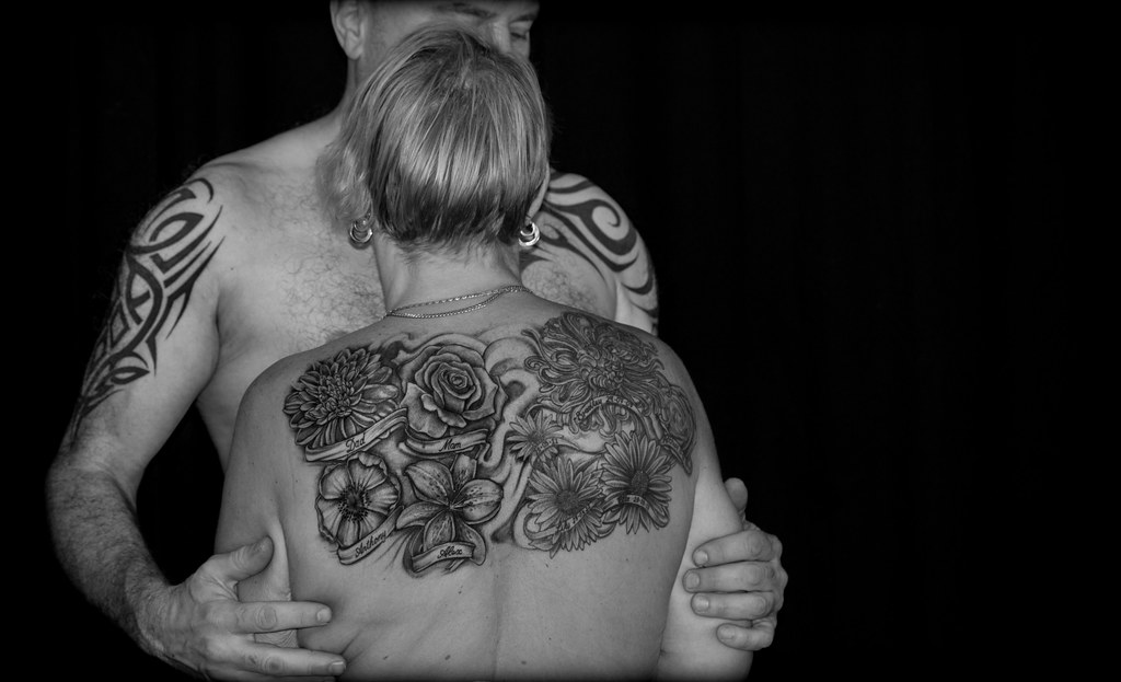 Togetherness and Tattoos.