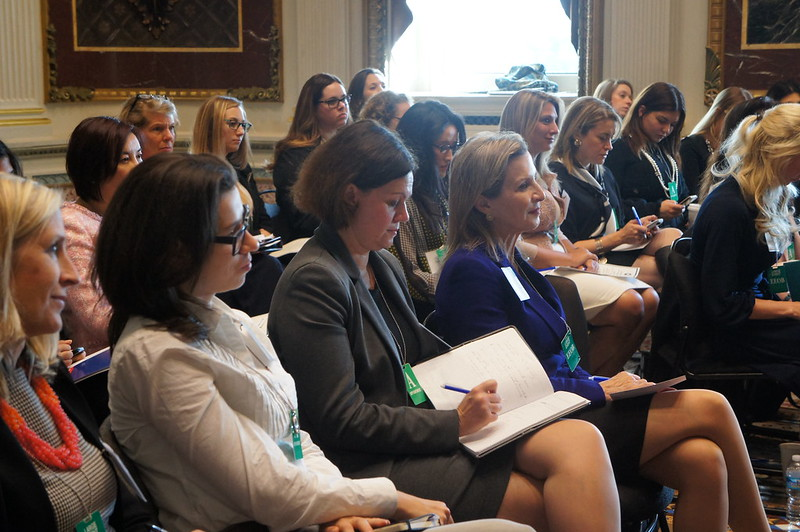 Women in Business at the White House