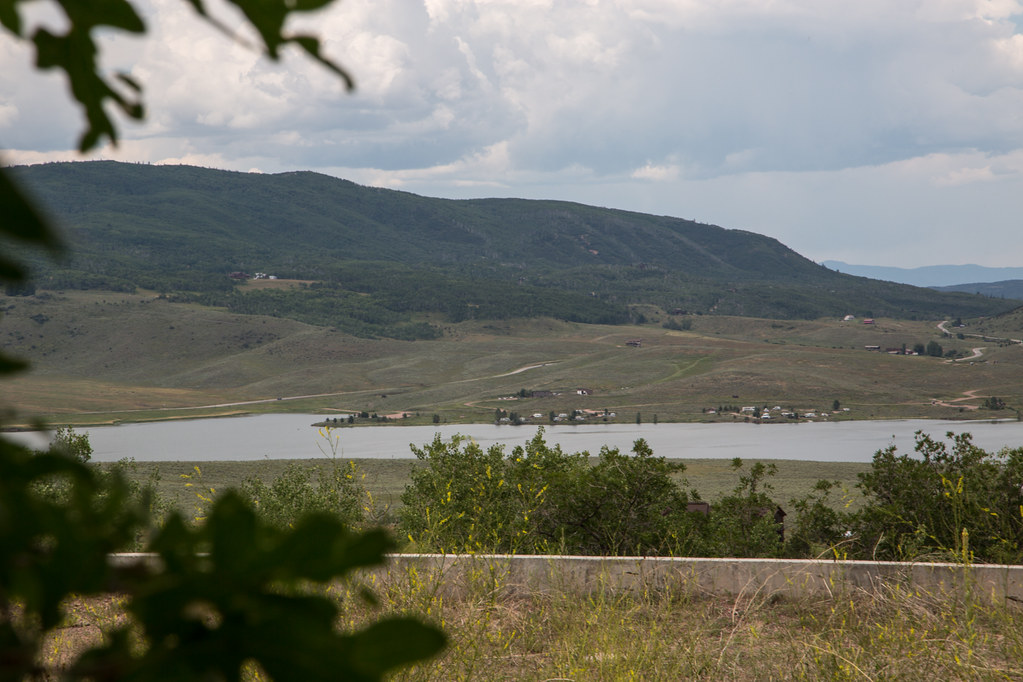 Steamboat Springs land for sale, Stagecoach Lake, views