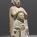 Femme de la noblesse Maya portée par un homme (musée du Quai Branly) ©dalbera