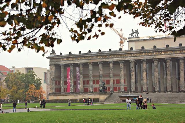 Altes Museum, Berliini