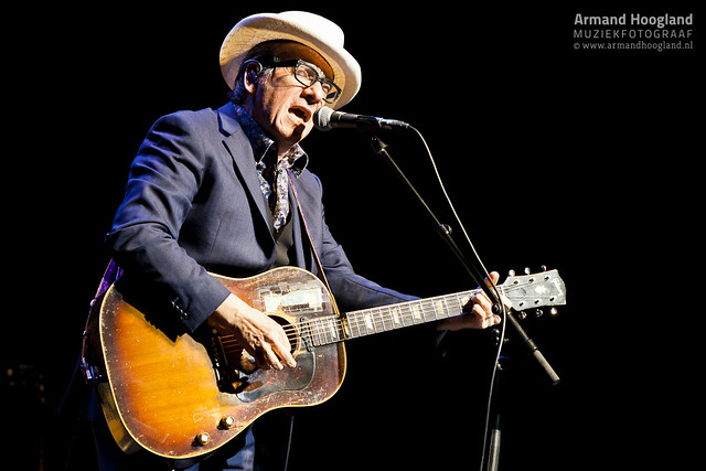 Elvis Costello @ Carré