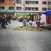 TV Aufnahme auf dem #maternusplatz in #Koeln #Cologne #Rodenkirchen