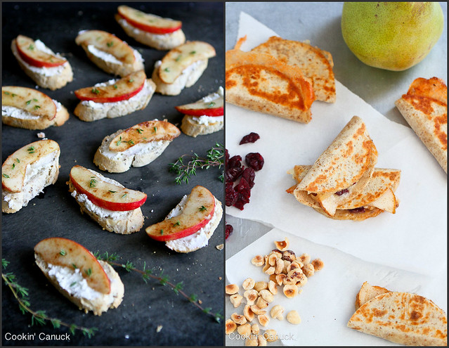 Healthy Appetizer Recipes | cookincanuck.com