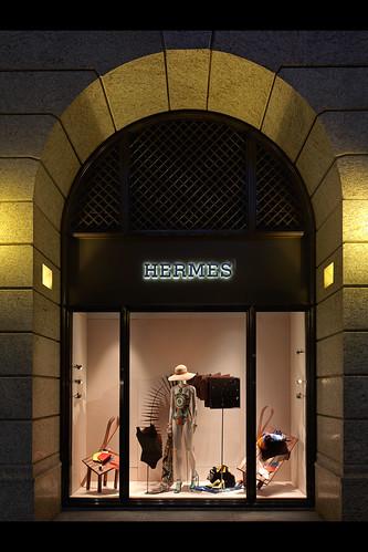 Noiz Architects - Hermes 愛馬仕2014臺灣夏季櫥窗設計