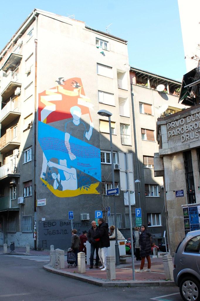 beograd street art
