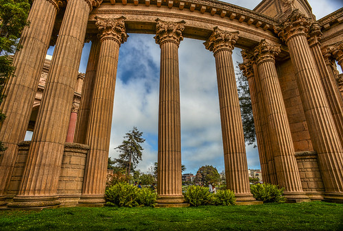 Columns and Clouds by Geoff Livingston