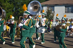 024 Grambling High School Band