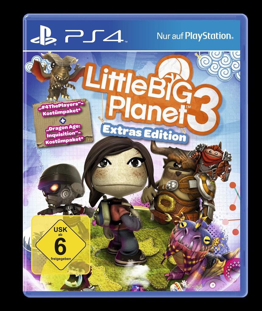 PS4 3D_LBP3_ no rating