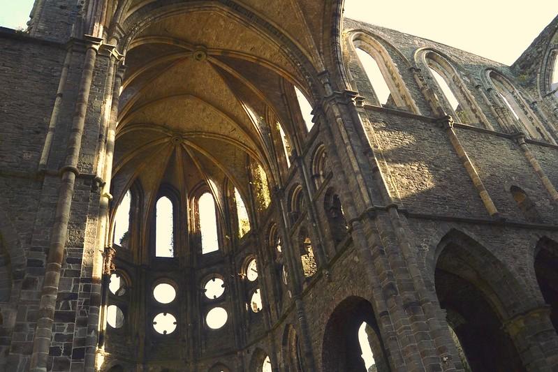 Abbaye de Villers 5