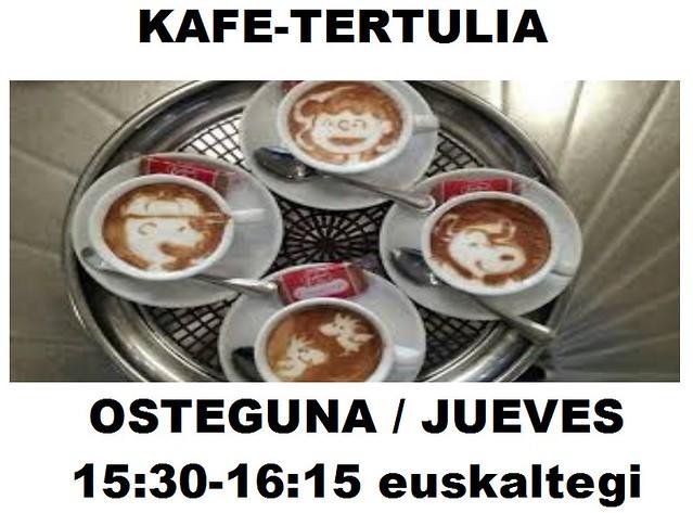 Kafe tertulia