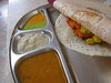 Inside the Special Malasa Dosa