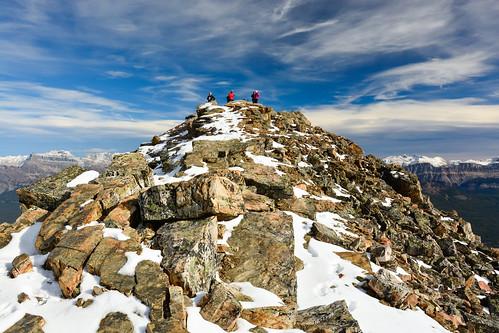 Fairview Mountain Summit