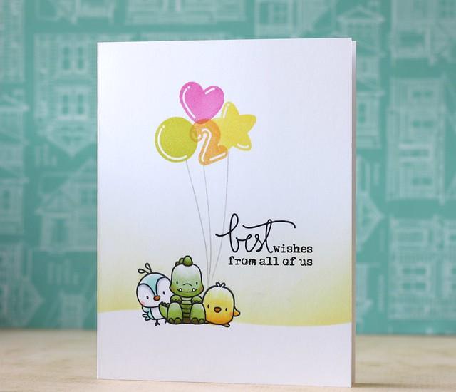 Mama Elephant~Balloon Et Cetera