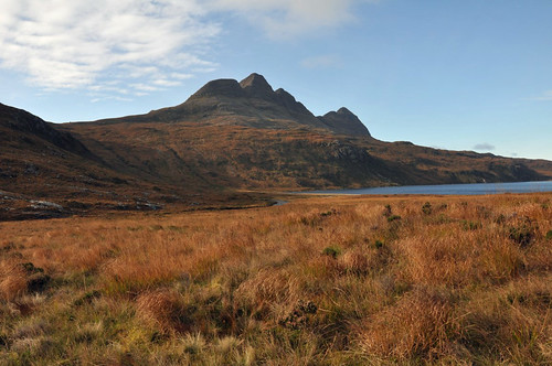 Suilven & Loch na Gainimh
