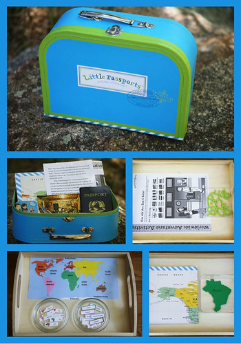 Montessori-Inspired Little Passports Global Adventure