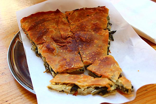 Vegan foods Greece