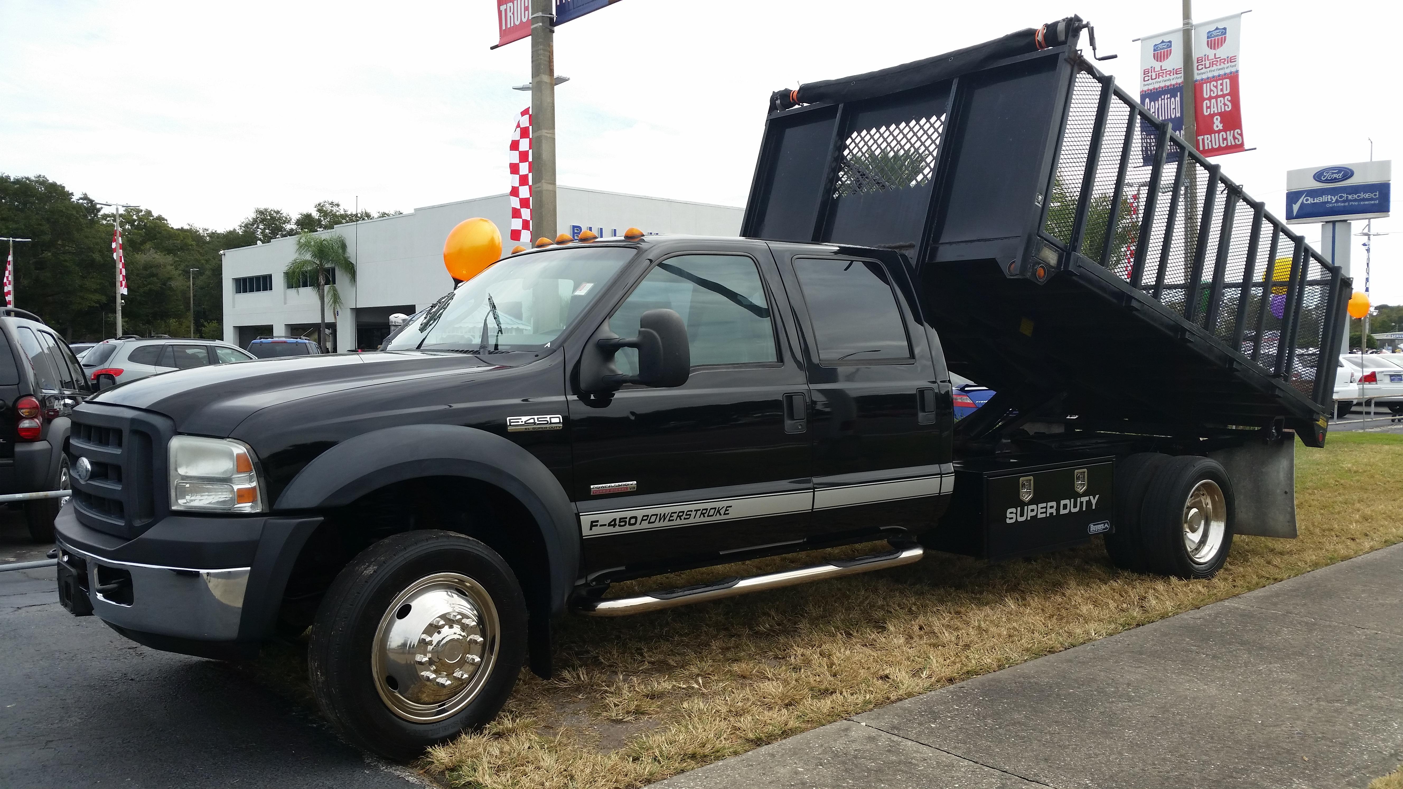 2014 F450 Diesel Fl Autos Post