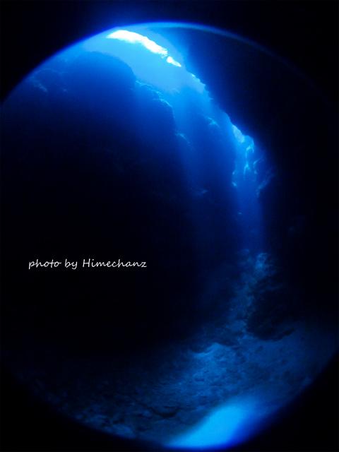 天気良くなって洞窟の光がとってもキレイでした!