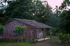 Old Panamanian house