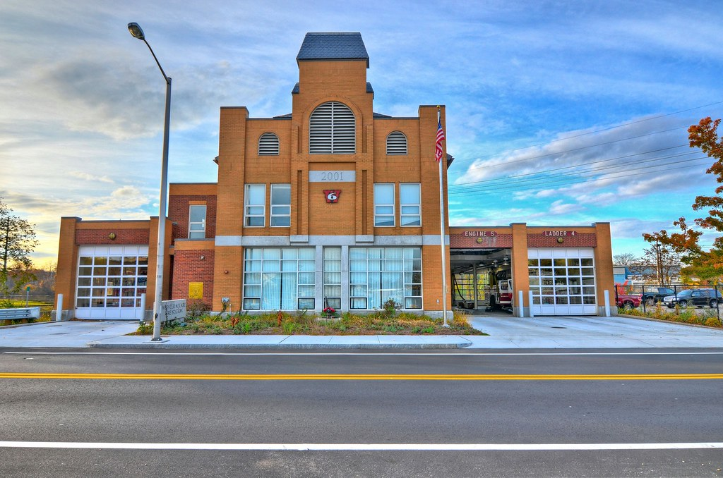 Webster Street Firehouse
