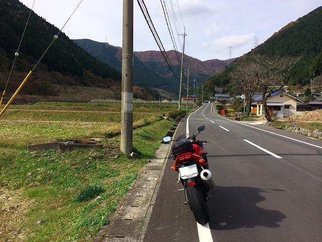 兵庫県 砥峰高原ツーリング