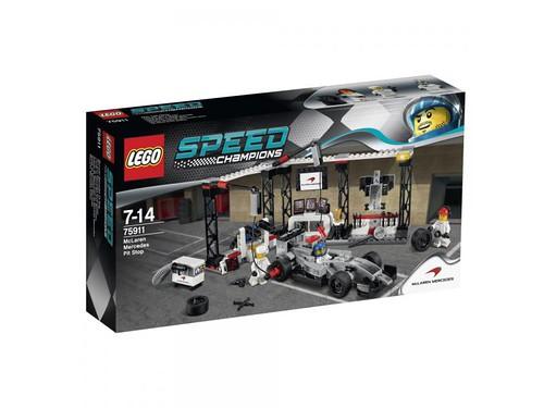 LEGO Speed Champions 75911