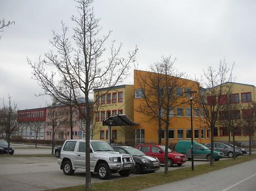 Zweisprachiges Bundesgymnasium, Oberwart, Austria