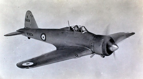 15_002571 Gloster F.5/34 Fighter Bristol Mercury IX