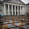 'Place de la Monnaie' - #brussels #belgium 2014 #monnaie #muntplein #opera #stage #photography by Ronald's Photo Factory - www.ronaldgiebel.eu