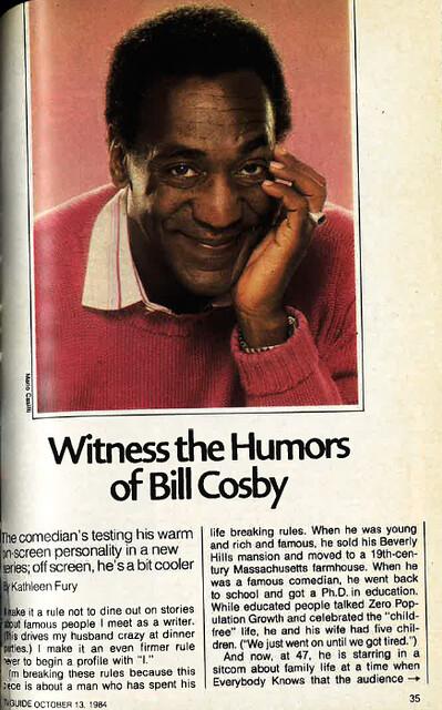 Bill Cosby TVGM