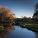 rice creek october by cbmn