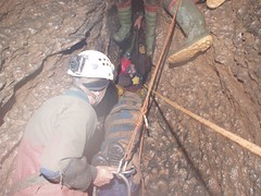 Rescue Practice in Wire Rift Image