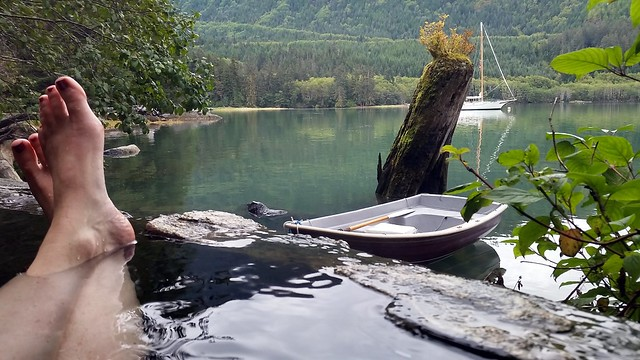 Europa Hot Springs