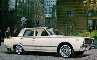 1966 Valiant Regal 225 Sedan (Australia)