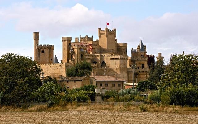 Castillo Real de Olite, Canon EOS 5DS, Canon EF 70-200mm f/2.8L IS II USM