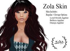 .Ecko. Zola Skin _ AD