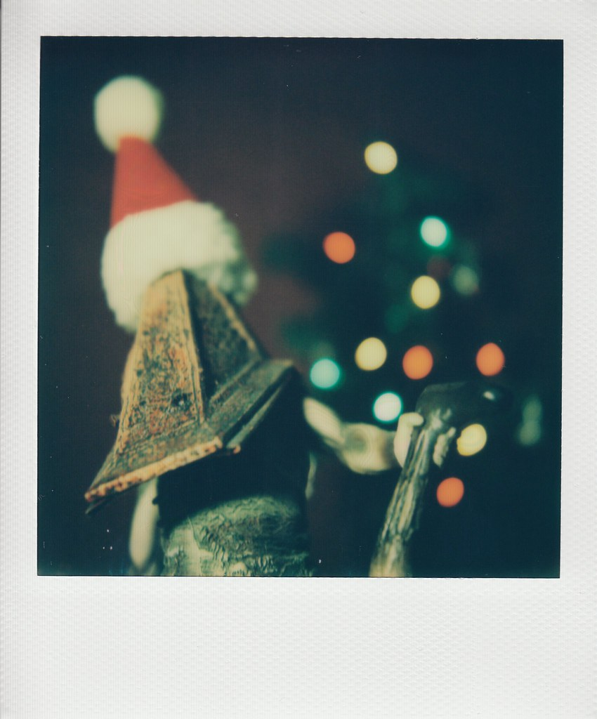 Red Pyramid Santa #2 : Silent Hill