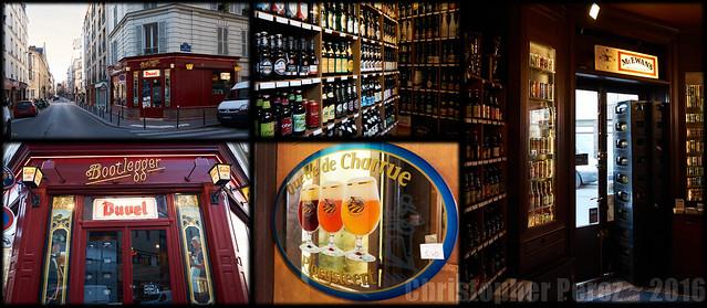 Belgium Beer ~ Paris
