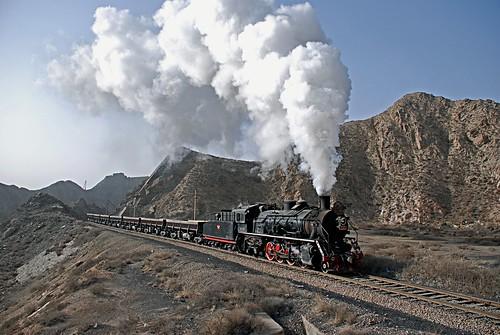 china railway baiyin gansuprovince shenbutong sy1581
