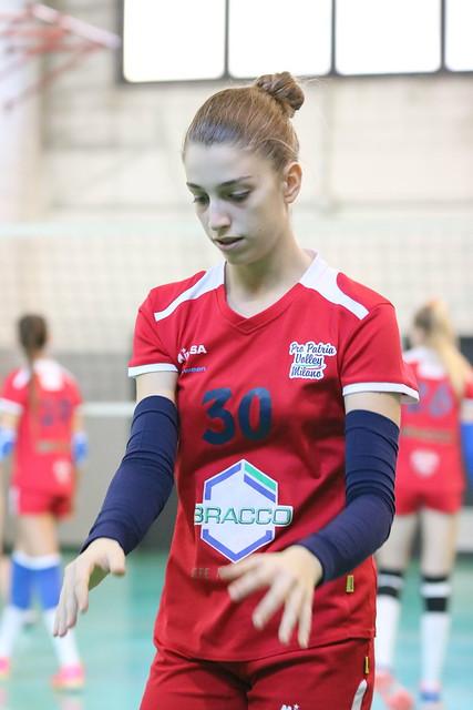 Campionato PGS U16 Bianca 26 Novembre 2016 Grossman  - Pro Patria 0 - 3