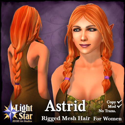 Astrid - SecondLifeHub.com