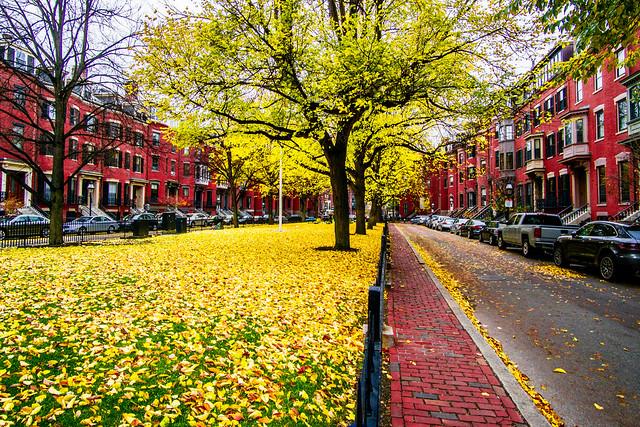 Leading Lines in Boston