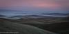 Dawn Fog, Bluestone Ridge