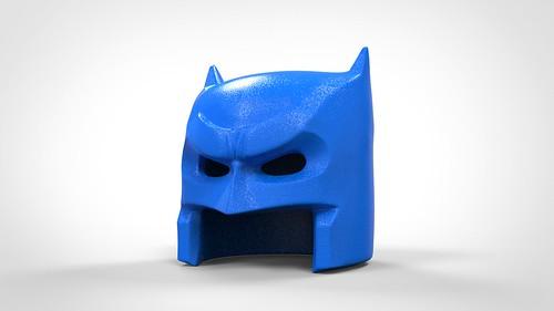 DKR Bat Cowl